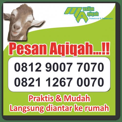 Layanan Jasa Catering Kambing Aqiqah Murah di Tangerang