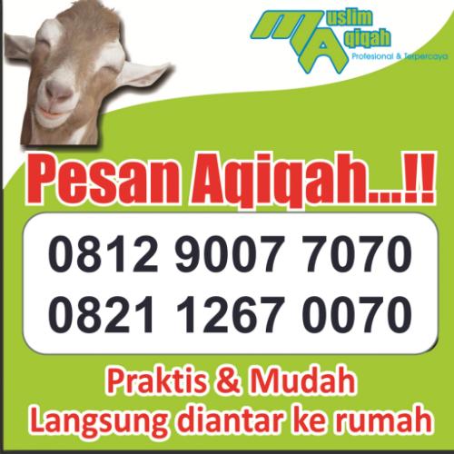 Pusat Layanan Jasa Paket Katering Kambing Aqiqah Murah di Tangerang