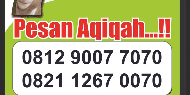 Daftar Layanan Jasa Catering Kambing Aqiqah Murah di Tangerang